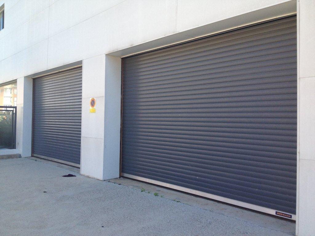 Montaje de puertas seccionales levantronic - Montaje de puertas ...